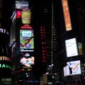 写真: Times Square