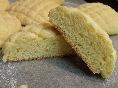 さくさくメロンパン (1)