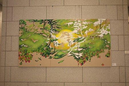 2010.05.08 新橋 第一生命ギャラリー 居城純子