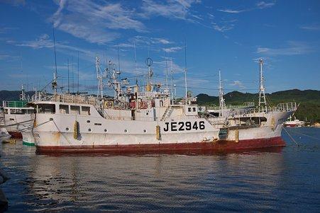 2010.10.29 気仙沼漁港 漁船