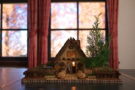 2010.12.08 山手 外交官の家 世界のクリスマス2010 ドイツ お菓子の家
