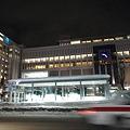 Photos: 夜の札幌jk。。。。ぅjr駅
