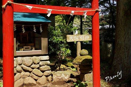 犬塚明神・・箱根 駒形神社・・6