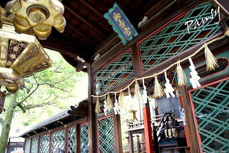 本殿 伏見 御香宮神社・・11
