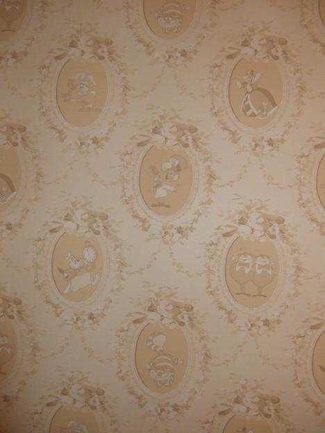 部屋の壁紙には アリスのキャラクター達 写真共有サイト フォト蔵