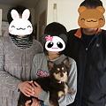 Photos: チョコの本当の家族!