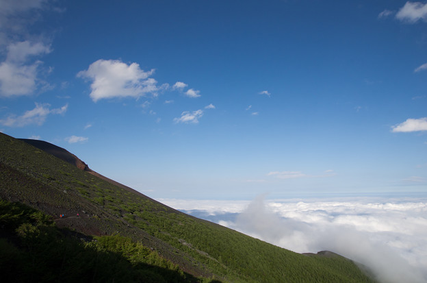 Photos: プチ富士登山11