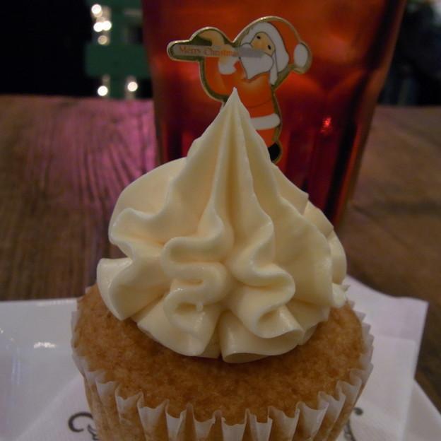 【東京|カフェ】 PARIYA (06) カップケーキ
