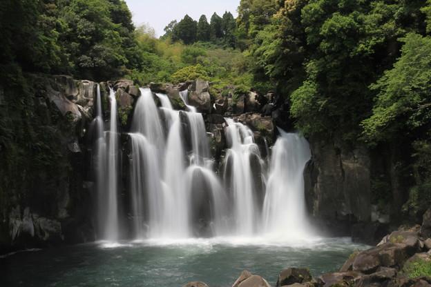 写真: 100515-87九州ロングツーリング・関之尾瀧3