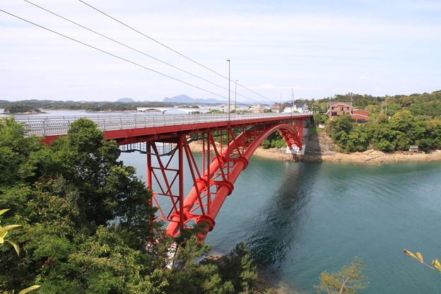 写真: 100517-57九州ロングツーリング・天草五橋・松島橋2