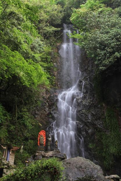Photos: 100521-26九州ロングツーリング・清水の滝3
