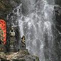 Photos: 100521-28不動明王と清水の滝