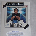 Jason Mraz - Mr.A-Z Limited Edition(Dual-Disc)_Front