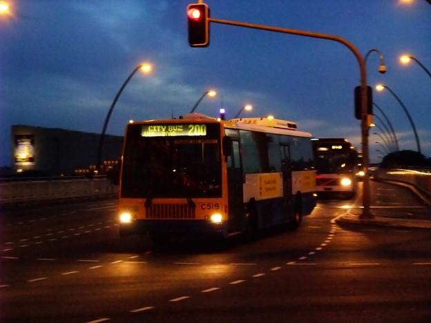 Brisbane City Bus C519