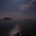 月夜の渚(1)