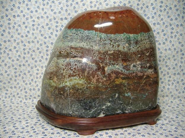 根尾 孔雀石