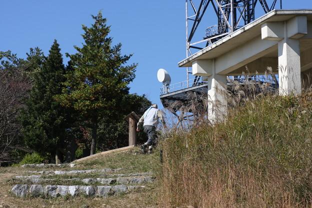 富幕山へ今年☆トミー124回登頂