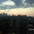 Photos: 超高層ビルの夕暮れ