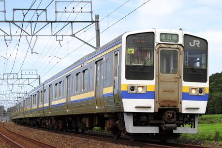 211系成田線501編成