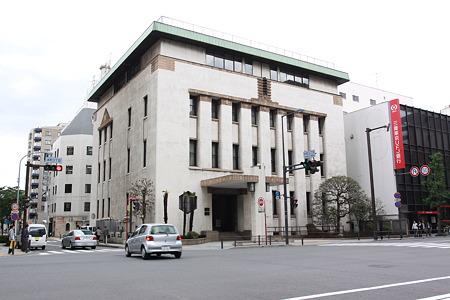 横浜銀行協会(旧横浜銀行集会所)(1)