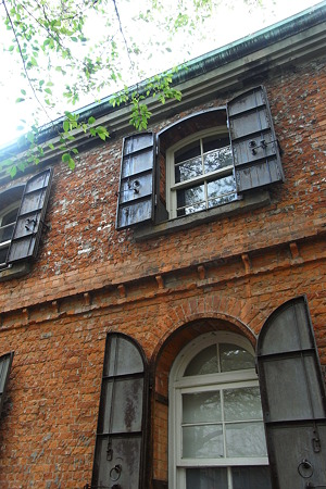 都内最古の煉瓦建築
