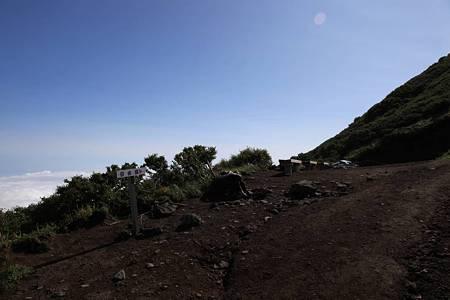 利尻岳-20100814-090038
