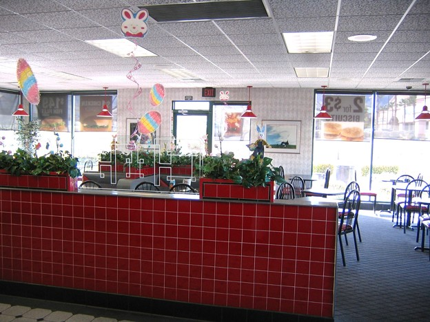 Jack In the Box - Dining