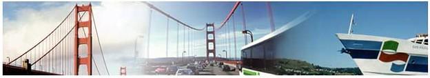 San Francisco Golden Gate - BANNER
