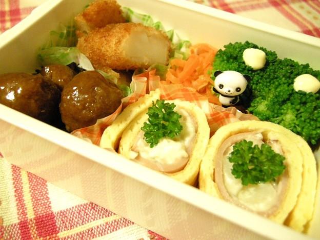 Photos: 2010.10.22 お弁当