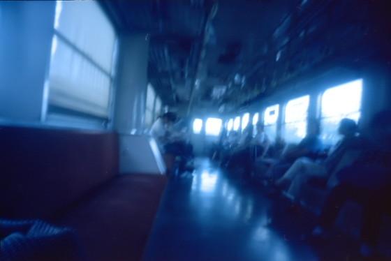 写真: 小湊鉄道 ピンホール 01