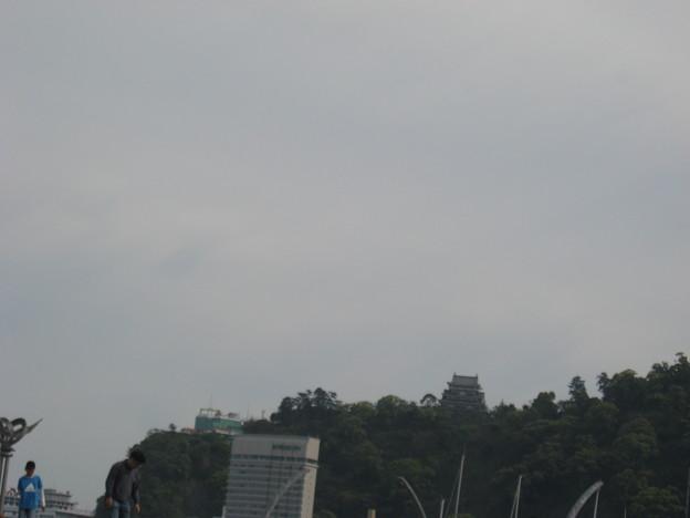 写真: 熱海城ダウ