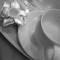 Photos: ドトールでカフェラテに更に...