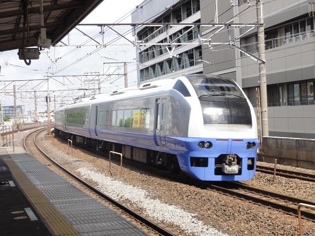 JR東日本E653系電車 - 写真共有サイト「フォト蔵」